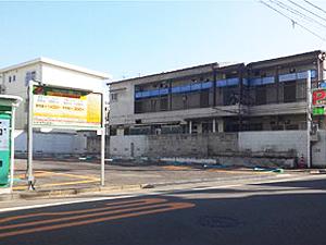 パークレポ渋谷区西原